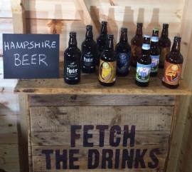 Hampshire beer