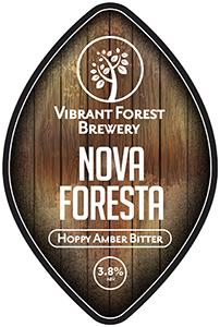 vibrant forest Nova Foresta