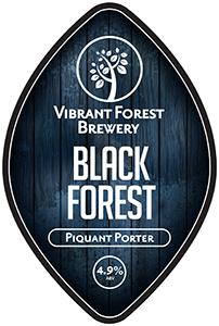vibrant forest blackforest