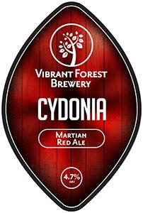 vibrant forest cydonia