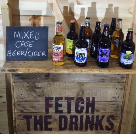 Mixed case beer & cider