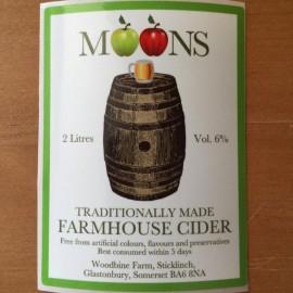moons cider