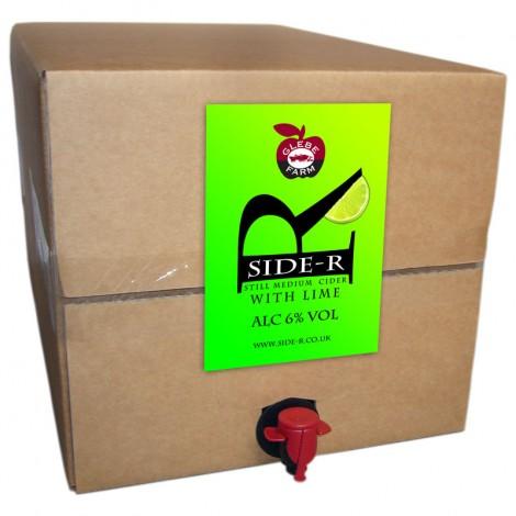 Side-R-Lime-Cider-20L