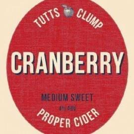 tuts clump cranberry