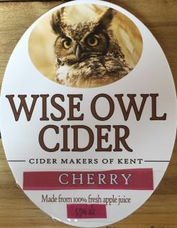 wise owl cherry