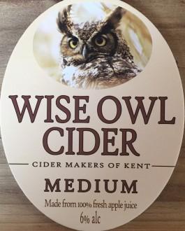 wise owl medium