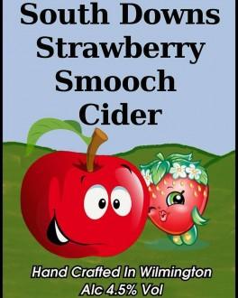 south downs strawberry smooch