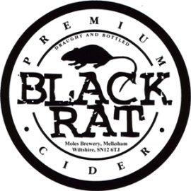 Black Rat - Cider 4.7% 20 litre bag in box