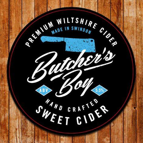 Circle Cider - Butchers Boy 7% 20 litre bag in box