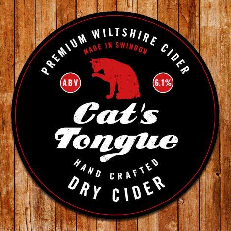 Circle Cider - Cats Tongue 6.1% 20 litre bag in box