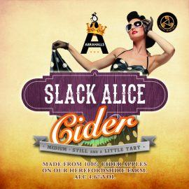Celtic Marches - Slack Alice 4.6% - 20l Bag in Box