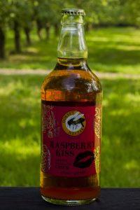 Dorset Nectar - Raspberry kiss 4% - 12 x 500ml bottles