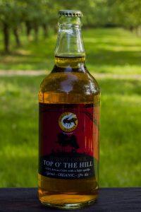 Dorset Nectar organic cider - Top O' the Hill 5.5% - 12 x 500ml Bottles