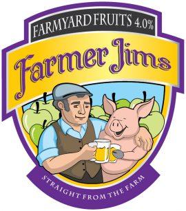 Farmer Jim's - Farmyard Fruits 4.0% 20 Litre Bag in Box