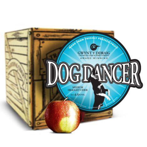 Gwynt Y Ddraig Dog Dancer - 6.5% 20 Litre Bag in Box