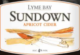 Lyme Bay - Sundown (apricot) 4% 20 litre bag in box