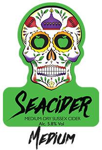 Seacider - Medium dry 5.8% 20 litre bag in box