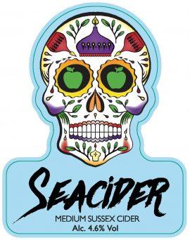 Seacider - Medium 4.6% 20 litre bag in box