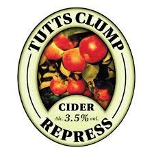 Tutts Clump Cider - Repress 3.5% 20 Litre Bag in Box