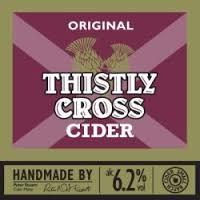 Thistly Cross Cider - Original still 6.2% 20 L Bag in Box