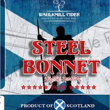 Waulkmill Cider - Steel Bonnet Pyder 5% 20 Litre Bag in Box