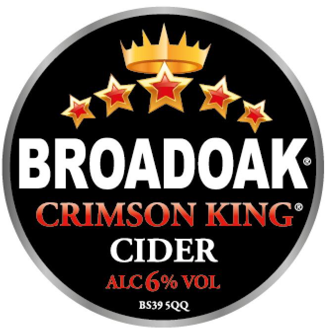 Image result for broadoak cider crimson king