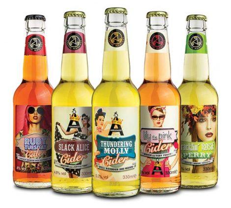 Celtic Marches Mixed case 12 x 330/500ml bottles