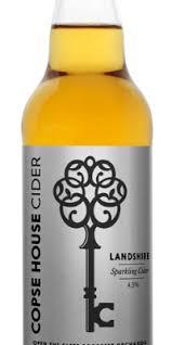 Copse House Cider - Landshire Sparkling 4.5% Case of 12 x 500 ml