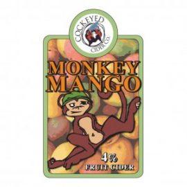 Cockeyed Cider - Monkey Mango 4% 20 litre Bag in Box