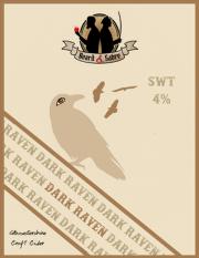 Beard and Sabre - Dark Raven 4% 20 Litre Bag in Box