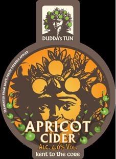 Duddas Tun - Apricot 4% 20 litre bag in box