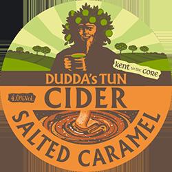 Duddas Tun - Salted Caramel 4% 20 litre bag in box
