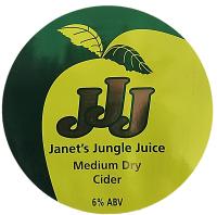 Westcroft - Janet's Jungle Juice 6.0% 20 litre bag in box