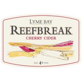 Lyme bay - Reefbreak (cherry) 4% 20 litre bag in box