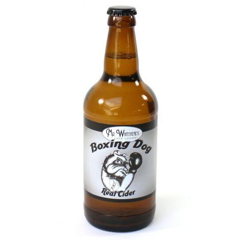 Mr Whiteheads - Boxing Dog 7.5% - 12 x 500ml Bottles