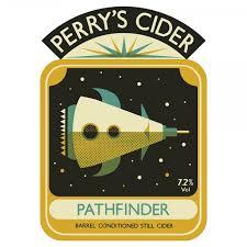 Perrys Cider - Vintage Pathfinder 7.2% 20 Litre Bag in Box