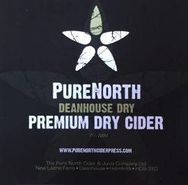 PureNorth - Deanhouse Dry 7% 20 litre bag in box
