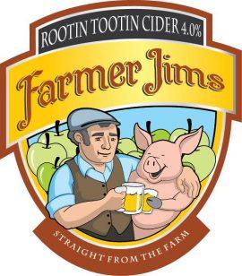 Farmer Jim's - Rootin' Tootin' 4.0% 20 Litre Bag in Box