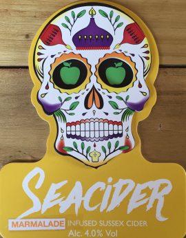Seacider - marmalade 4.0% 20 litre bag in box