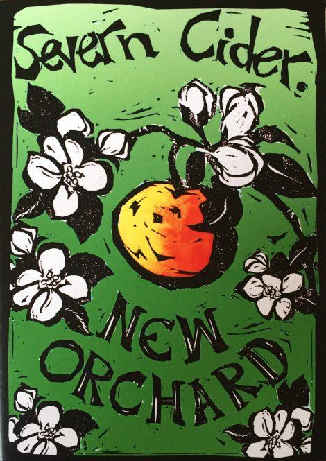 Severn Cider - New Orchard 4.8% 20 litre bag in Box