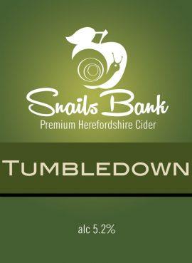 Snails Bank - Tumbledown 5.2% 20 litre bag in box