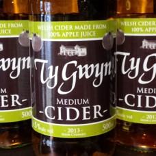 Ty Gwyn - Dabinett 6.5% 12 x 500ml bottles