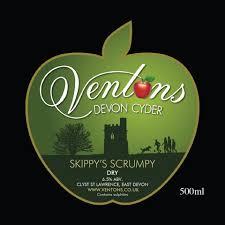 Ventons - Skippy's Scrumpy 6% 20 Litre Bag in Box