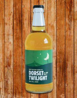 West Milton Cider - Dorset Twilight 6% Case of 12 x 500 ml