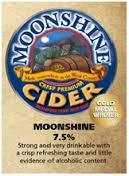 Broadoak Cider - Moonshine 7.5% 20 Litre Bag in Box