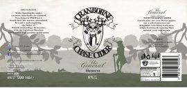 Cranborne Chase - The General 6.0% 12 x 500ml bottles