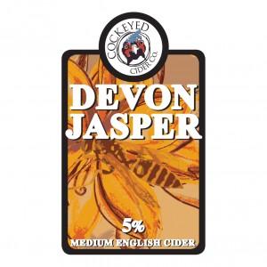 Cockeyed Cider - Devon Jasper 5% 20 litre Bag in Box