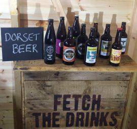 A Dorset Beer mixed case of 12 x 330/500 ml