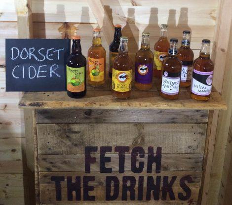A Dorset Cider mixed case of 12 x 500 ml