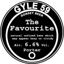Gyle 59 - The Favourite 6.6% Case of 12 x 500 ml